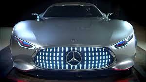 mercedes gran turismo mercedes amg vision concept car