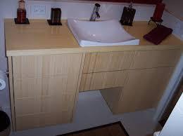 Bamboo Vanity Cabinets Bathroom by Custom Bamboo Bathroom Vanity By Mc Keown Design Custommade Com