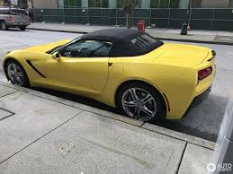 chevrolet supercar chevrolet corvette c7 stingray convertible 22 april 2017