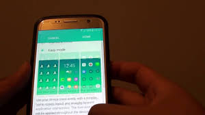 samsung galaxy s7 how to change home screen layout to standard