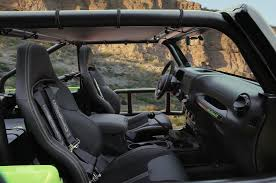 jeep bandit interior 2016 easter jeep safari concepts motor trend