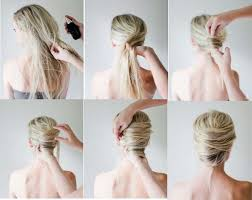 step by step twist hairstyles bun hairstyles for your wedding day with detailed steps and