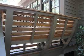 cantilevered deck cantilevered ipe bench at kiawah cottage tyler smyth
