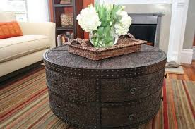 moroccan round coffee table living room with moroccan area rug and glass top round coffee table