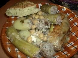 cuisine algeroise la dolma algéroise de rouda la popotte de silvi