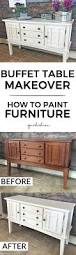 Painted Furniture Ideas Before And After Best 25 Refinished Furniture Ideas On Pinterest Furniture Redo
