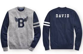 ralph offers design your own crewneck sweaters wwd