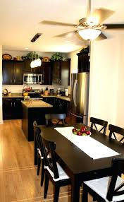 kitchen ideas with stainless steel appliances dining room stupendous dining room kitchen ideas dining space