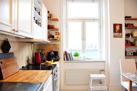 Orange Kitchen Design Ideas To Decorate Scandinavian Kitchen Design