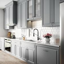 ideas for grey kitchen cabinets 25 ways to style grey kitchen cabinets