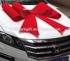 car ribbon large velvet vynil ribbon car bow buy large bow car bow