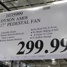 dyson am08 pedestal fan fans stylish dyson fan costco your house inspiration www
