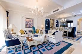 mediterranean home design a group of blue mediterranean home design interior design