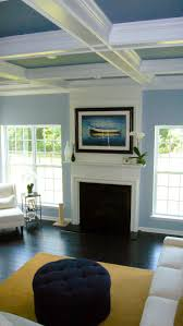 Foyer Paint Color Ideas by Beautiful Tri Color Coffered Ceiling This Looks Perfect For A