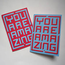 gift card maze you are amazing maze gift card by glyn west design
