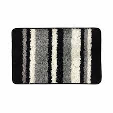 abby stripe bath rug bathroom floor mat 20