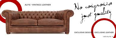 Vintage Leather Sofa Bed Old Boot Sofas Leather Chesterfield Sofas Traditional Leather