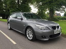 2007 bmw 520d m sport used 2007 bmw e60 5 series 03 10 520d m sport touring for sale