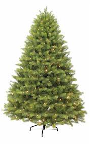 8 foot led christmas tree white lights 8 ft pre lit artificial darien fir christmas tree 1800 clear sure