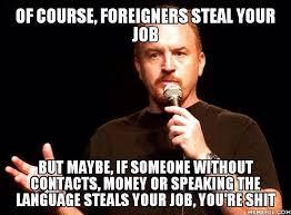 Louis Ck Meme - louis c k tells the truth about jobs imgur