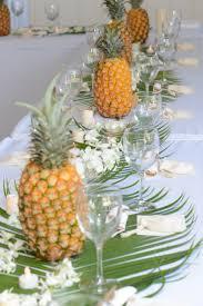 decoration table mariage theme voyage 8 belles raisons de se marier sur le thème hawaïen mariage com