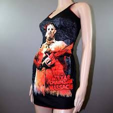Texas Chainsaw Massacre Halloween Costume Chainsaw Massacre Leatherface Horror Movie Dress Halloween