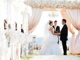 wedding ceremony canopy luxurious floral canopy amazing florals wedding