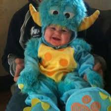 Monster Halloween Costumes Cute Halloween Costumes Babies Dragon Costume Blue Dragon