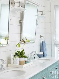 how to clean mirrors in bathroom how to clean bathroom fixtures better homes gardens