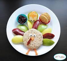 comida divertida para niños parte 2 thanksgiving lunches and bento