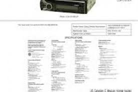 sony cdx gt565up wiring diagram wiring diagram
