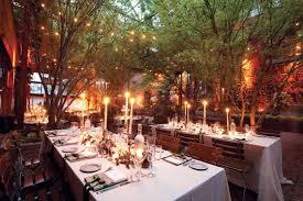 nyc wedding venues new york wedding guide the reception indoor outdoor reception