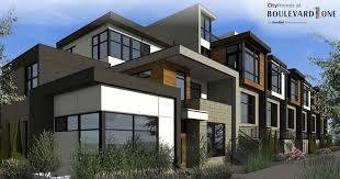 urban home design available homes cityhomes at boulevard one koelbel urban homes