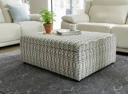 ottoman with patterned fabric furniture fashion10 wonderful ottoman ideas for a living room