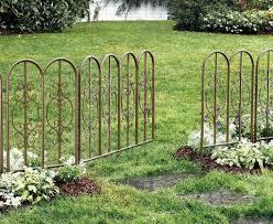 garden fence ideas design