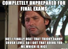 Studying For Finals Meme - finals survival guide