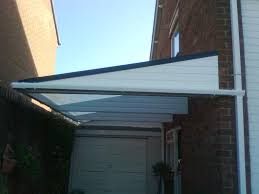decorating very interesting carport canopy for your exterior home carport canopy with brick wall design and grey wall decoration for exterior design