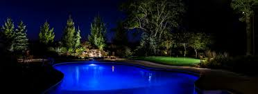 Pool Landscape Lighting Ideas Landscape Lighting Ideas 50 Photos Christophersherwin