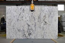 furniture white polished delicatus granite slab random for modern