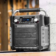 Ecoxgear Rugged And Waterproof Stereo Boombox Speakers Costco