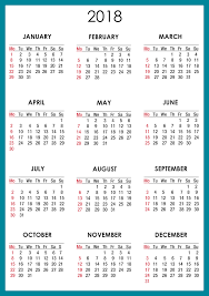 printable calendar pages printable calendar pages 2018 blue printable shelter