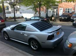 mustang louver rear window louver advice mustang evolution