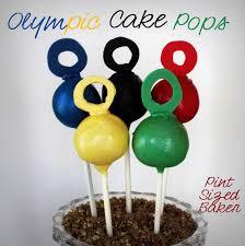 halloween cake pops bakerella go for the gold olympic cake pops pint sized baker