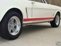 65 mustang accessories 65 mustang stripes parts accessories ebay