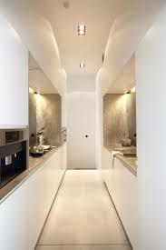 Galley Kitchen Design Ideas Kitchen Idea Long Narrow Kitchen Design With Window Over Sink