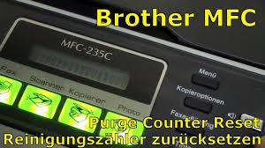 brother printer mfc j220 resetter brother mfc reinigungszähler reset purge counter zurücksetzen