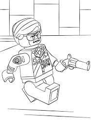 lego batman movie alfred pennyworth coloring free