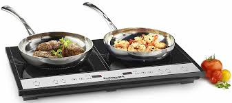 cuisinart ict 60 double induction cooktop u2013 choose induction