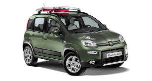 porta surf auto accessories merchandising fiat nuova panda