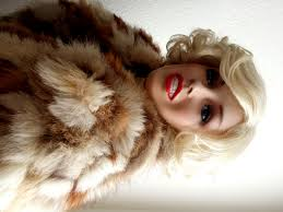Mad Men Hairstyles For Women by Vintage Fox Fur Coat Evans Fox Fur Chevron Red Fox Patch Work